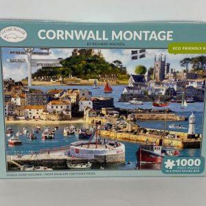 Cornwall Montage Jigsaw <br> 1000 pcs